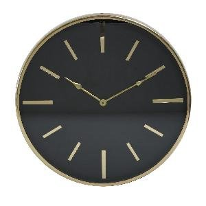 PTMD Ricki gold Stainless steel clock round simple m