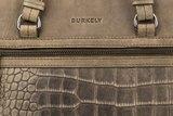 Burkely ' Croco Cody Workbag 15,6 ' ' Donkergroen '