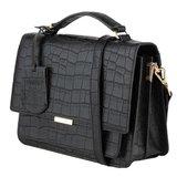 Burkely ' Winter Special Citybag ' 'Zwart '_