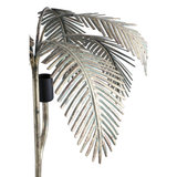 PTMD ' Siena Gold metalen lamp palm rond ' _