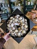 House of Nature ' Paaskrans met eieren/ veren ' 29 cm_