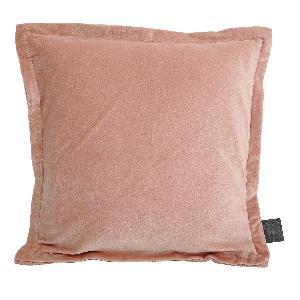 PTMD Bing soft pink velvet kussen & vulling