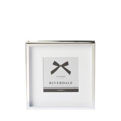 Riverdale Fotolijst York silver 10x10cm