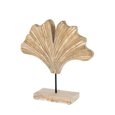 Riverdale Ornament hout Nate naturel 39cm