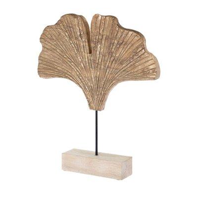 Riverdale Ornament hout Nate naturel 60cm