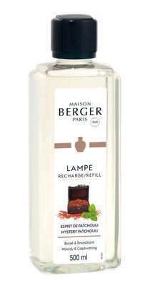 Lampe Berger Esprit de Pathouli / Mystery patchouli 500ml