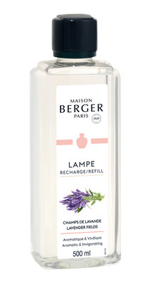 Lampe Berger Chant de lavande / Lavender fields 500ml