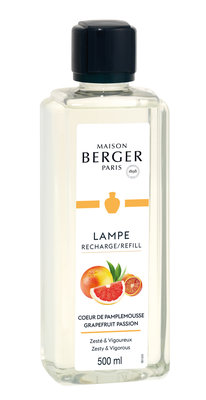 Lampe Berger Coeur de pamplemousse / Grapefruit passion 500ml