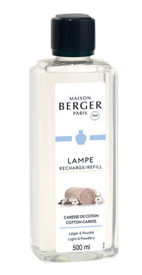 Lampe Berger Caresse de coton / Cotton dreams 500ml