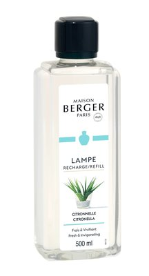Lampe Berger Citronelle 500ml