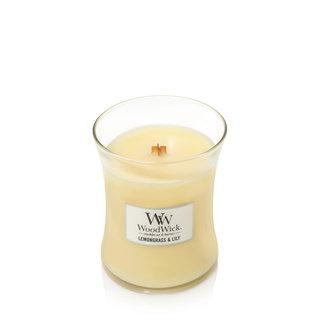 Woodwick 'Lemongrass & Lily' mini