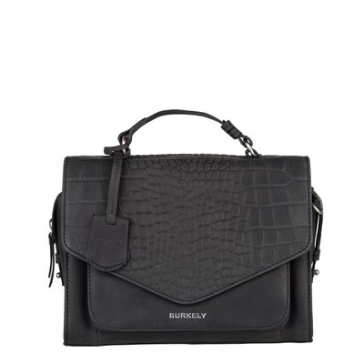 Burkely 'Croco Cody Citybag' 'Black'