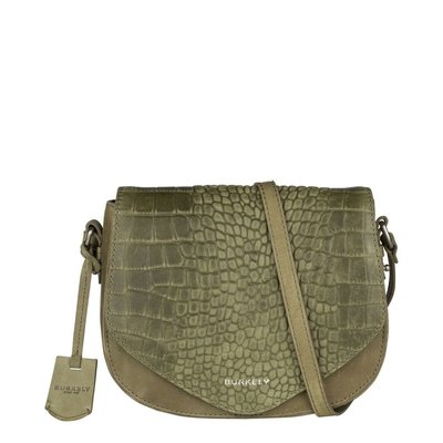 Burkely 'Croco Cody Crossover' 'Light Green'