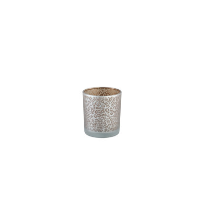 PTMD Africa Panter white Tealight