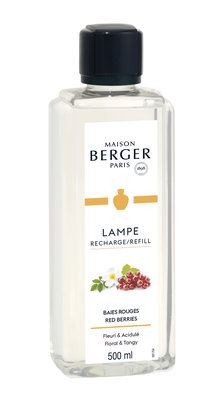 Lampe Berger Baies Rouges / Red Berries (limited edition) 500ml
