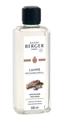 Lampe Berger Bois sauvage / Wild wood 500ml