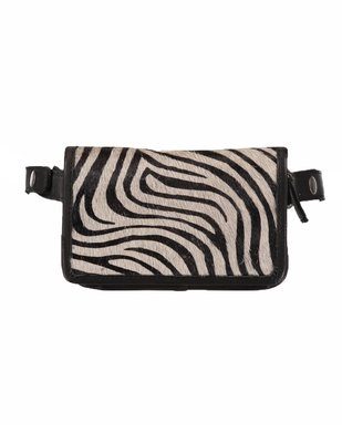 Elvy Bags 'Amy Skin' Zebra