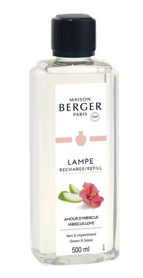 Lampe Berger Amour d'Hibiscus / Hisbiscus love 500ml