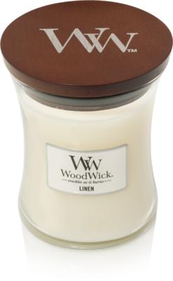 Woodwick 'Linen' medium