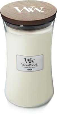 Woodwick 'Linen' large