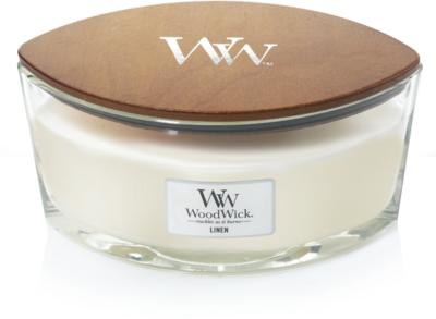 Woodwick 'Linen' schuit