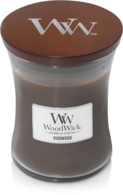 Woodwick 'Oudwood' Medium