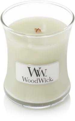 Woodwick 'Fig Leaf & Tuberose' mini