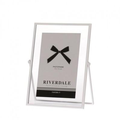 RIVERDALE FOTOLIJST CAMBRIDGE  wit 13 x 18 cm