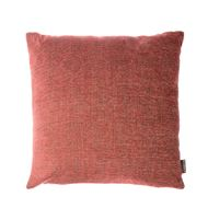 Riverdale Kussen Tweed burgundy 45x45cm