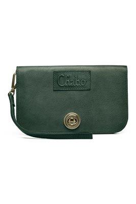 Kit wallet green tas