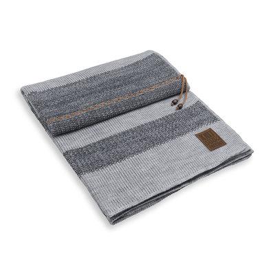 Knit Factory Roxx Plaid Grijs/Antraciet