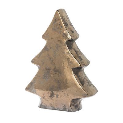 Riverdale Kerstboom Jolly brons 46cm