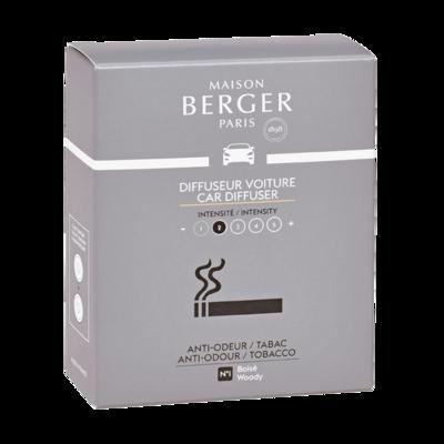 Lampe Berger autoparfum navulling 2 stuks anti-odour/ tabacco