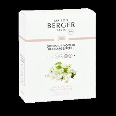 Lampe Berger autoparfum navulling 2 stuks precious jasmine