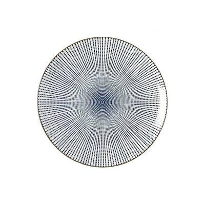 riverdale stripes blue 26 cm