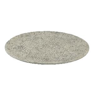 PTMD Lexa grey ceramic dienblad