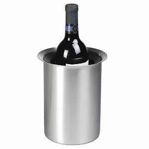 Blomus wijnkoeler lounge rvs