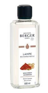 Lampe Berger ' Bois d'orient / Winterwood ' 500ml