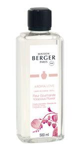 Lampe Berger AROMA LOVE / Fleur Gourmande/Voracious Flower 500ml