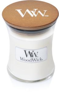 Woodwick 'White Teak' mini