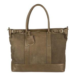 Burkely ' Soul Skye Workbag 15,6 ' ' Groen '