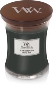 Woodwick ' Black Peppercorn ' Medium