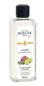Lampe Berger ' Envolée d'Agrumes / Citrus Breeze ' 500ML