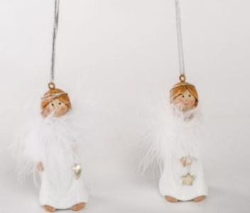 HomeSociety ' Kerst Engel Aigle Met Ster'