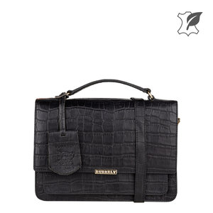 Burkely ' Winter Special Citybag ' 'Zwart '