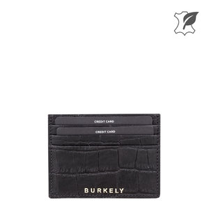 Burkely ' Winter Special Card Houder ' ' Zwart '