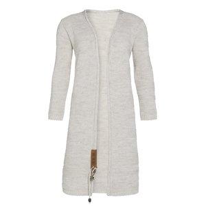Knit Factory 'Gebreid Vest Sol' MAAT 36/38 'Beige '