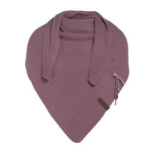 Knit Factory 'Omslagdoek Coco ' ' Lila '