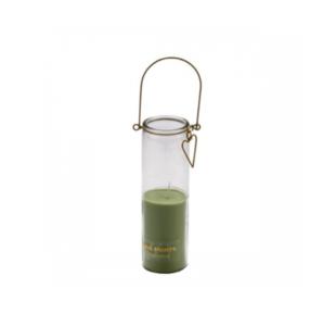 HomeSociety ' Licht Groene kaars in glas '