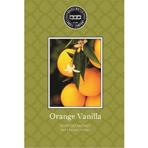 Bridgewater '  Orange Vanilla ' Geurzakje
